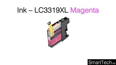 LC3319XL M Premium Brother Compatible Ink