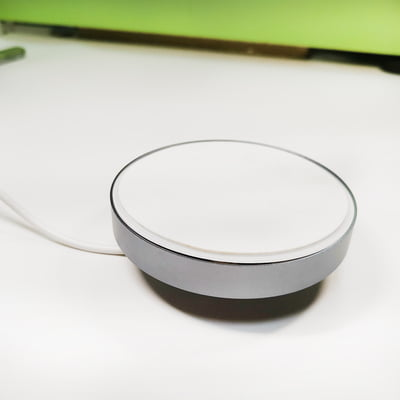 Invisible wireless charger for mobiles at your Home or Office